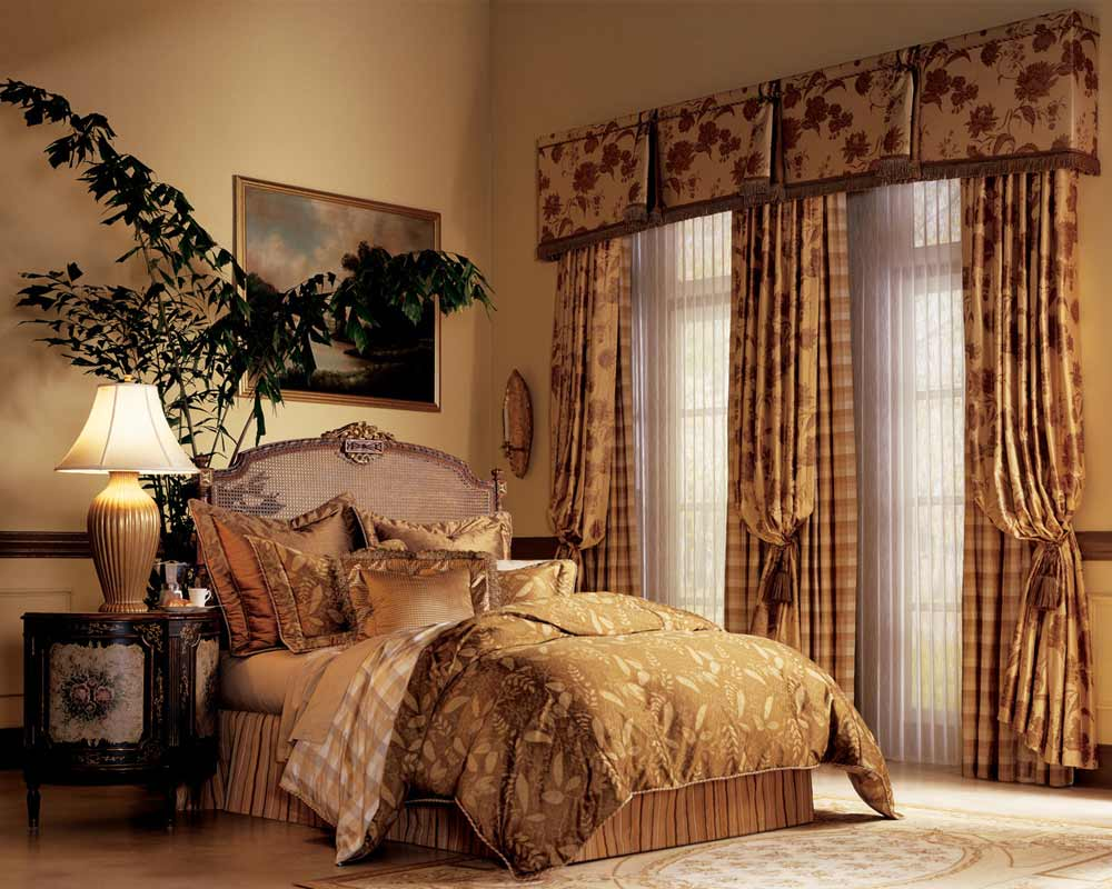 Window Drapes | Kmart Curtains | Spice Colored Curtains
