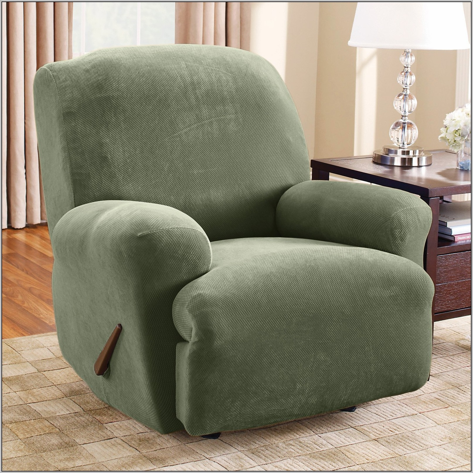 Wing Chair Slipcover | Slipcover Sofa | Oversized Chair Slipcover