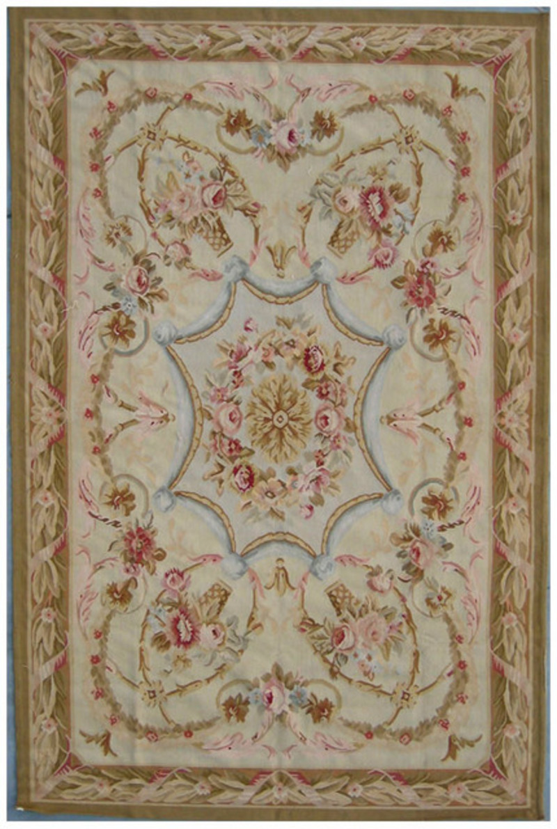 Wonderful French Aubusson Rugs | Alluring Aubusson Rugs