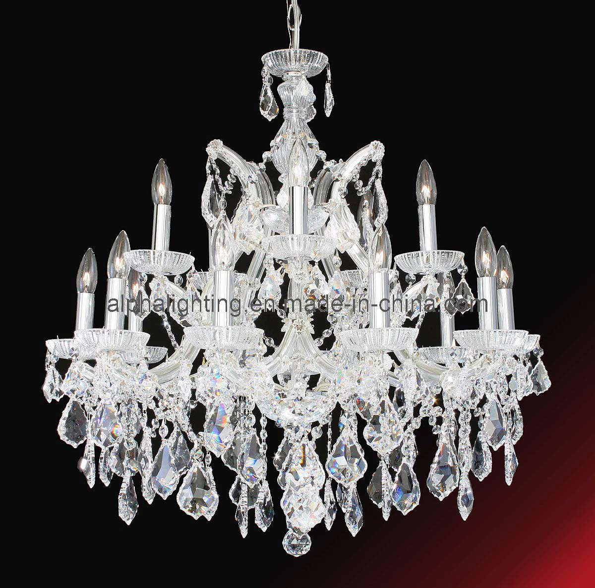 Wrought Iron and Crystal Chandelier | Chandelier Crystals | Crystal Chandelier Ceiling Fan