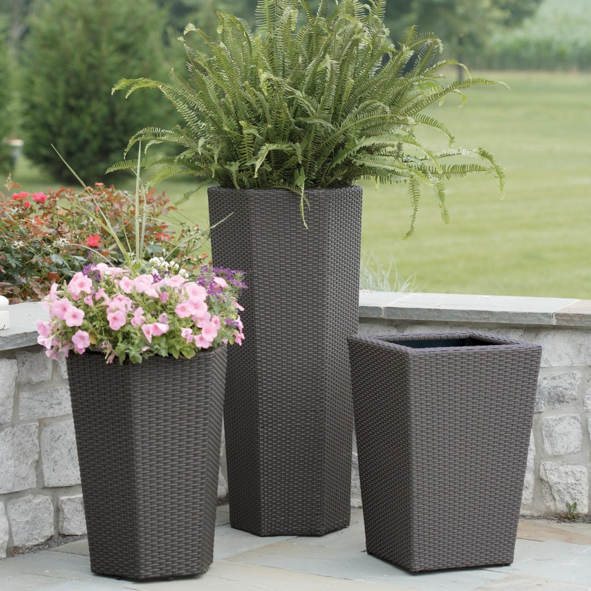 Wrought Iron Plant Stands | Home Depot Wooden Planters | Tall Planters